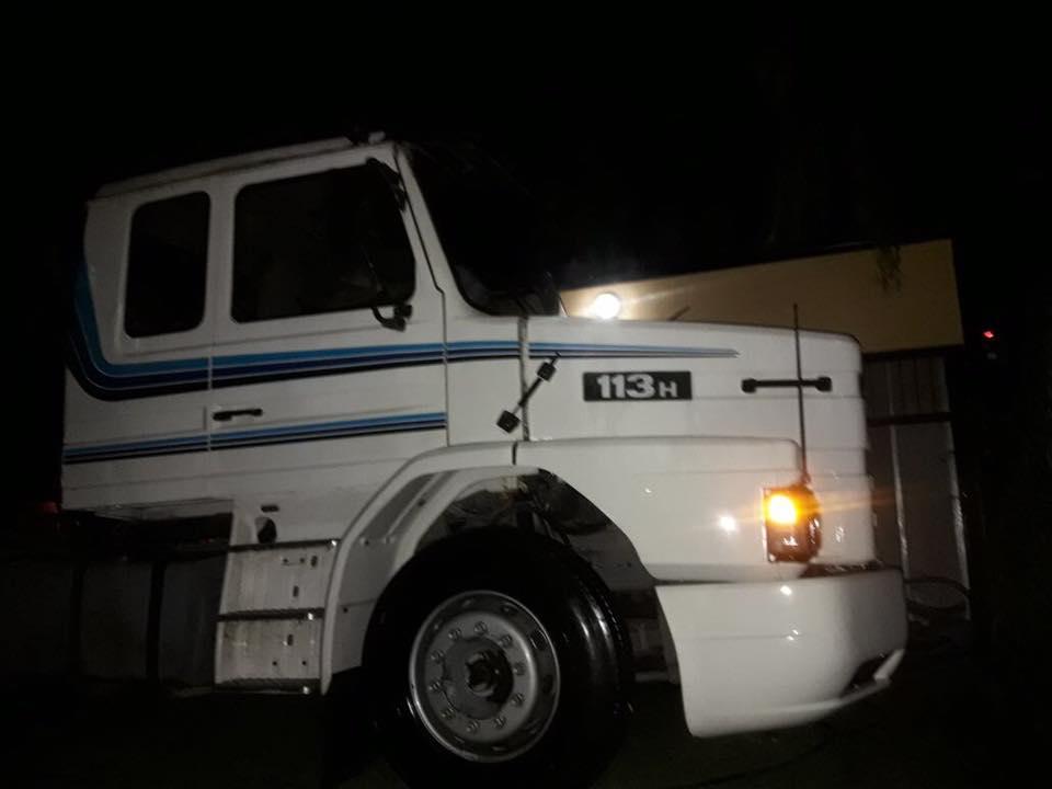 Scania 113 nocturno