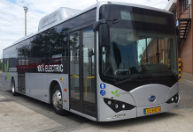 China será proveedora de los buses eléctricos