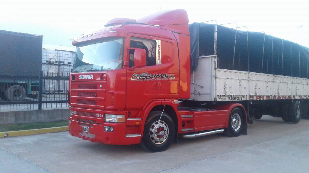 Scania rosarino