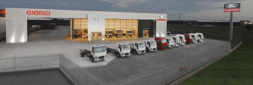 Nuevo Concesionario Ford Camiones
