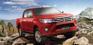 Toyota 50 años