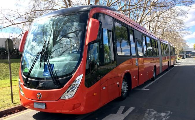 Transporte: Volvo renueva en Curitiba