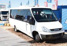 Iveco Euro Bus 24 + 1