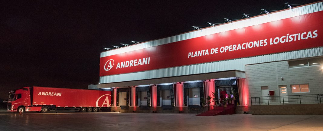 Unidad Operativa Córdoba Andreani