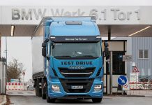 BMW e Iveco, asociados para la logística