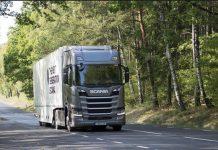 Scania, el mayor ahorro de combustible
