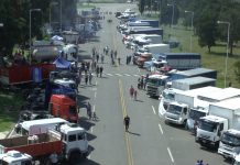 Volvo Trucks. Remolques Vulcano. Encuentro Solidario Ezeiza 2018