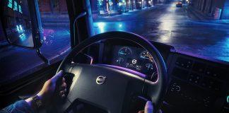 Silencio, virtud del Volvo FL