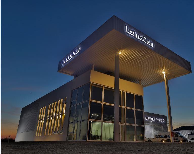 LatinaCam, nuevo concesionario Volvo