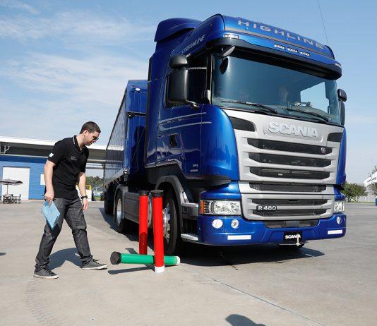 Inolvidable experiencia en el Press Top Team Scania