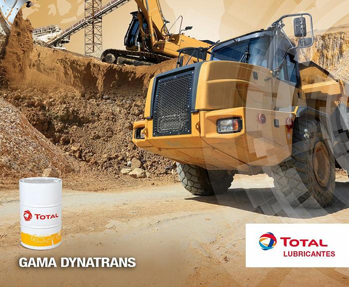 Renovados lubricantes de TOTAL