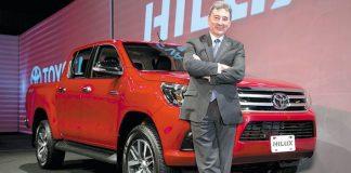 Toyota aumenta su producción de unidades y motores