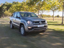 Nueva Volkswagen Amarok V6 Confortline