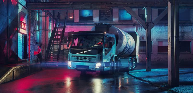 Volvo FE Eléctrico