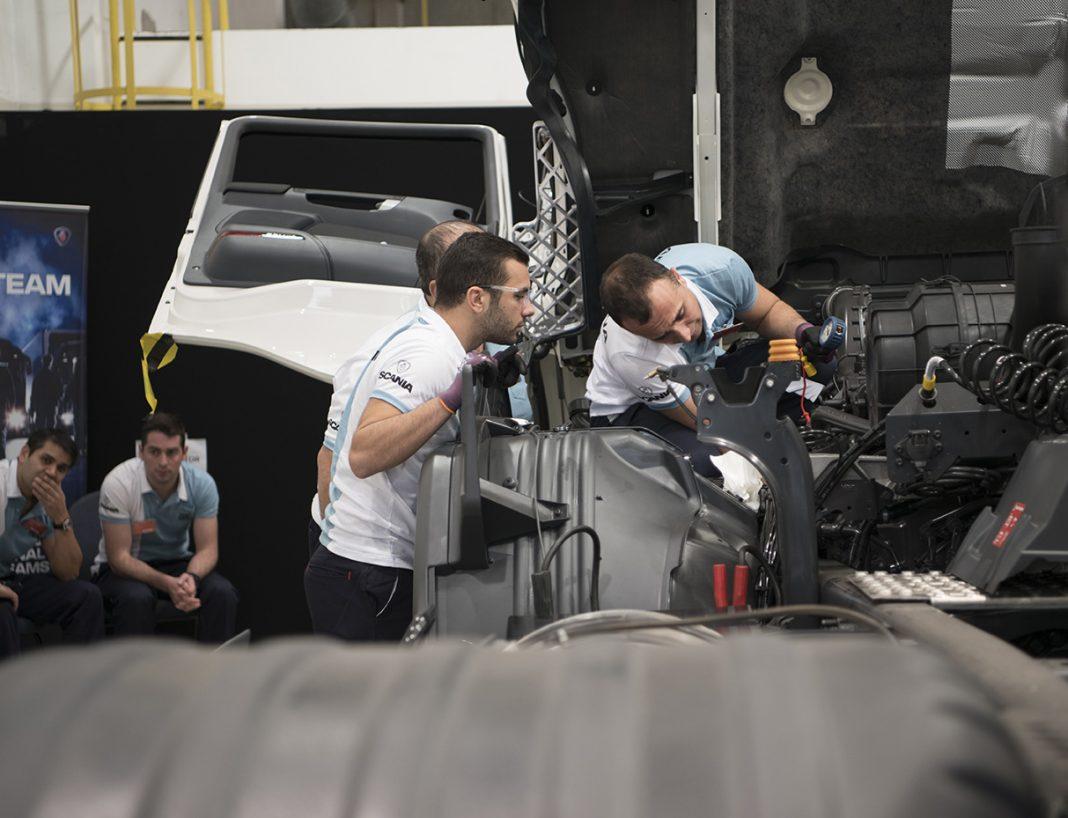 Mecánicos Argentinos Scania