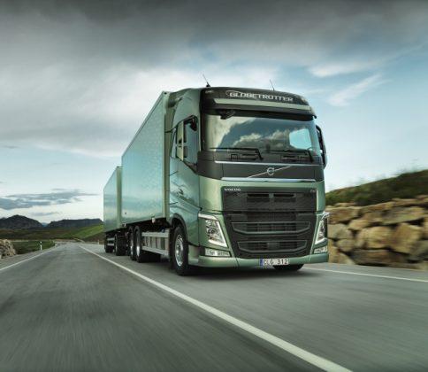 Volvo FH cabina espaciosa y con mayor visibilidad