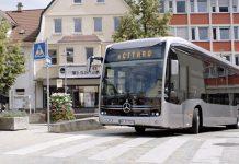 eCitaro, el revolucionario bus eléctrico de MB