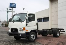 Hyundai HD78 con motor Euro V