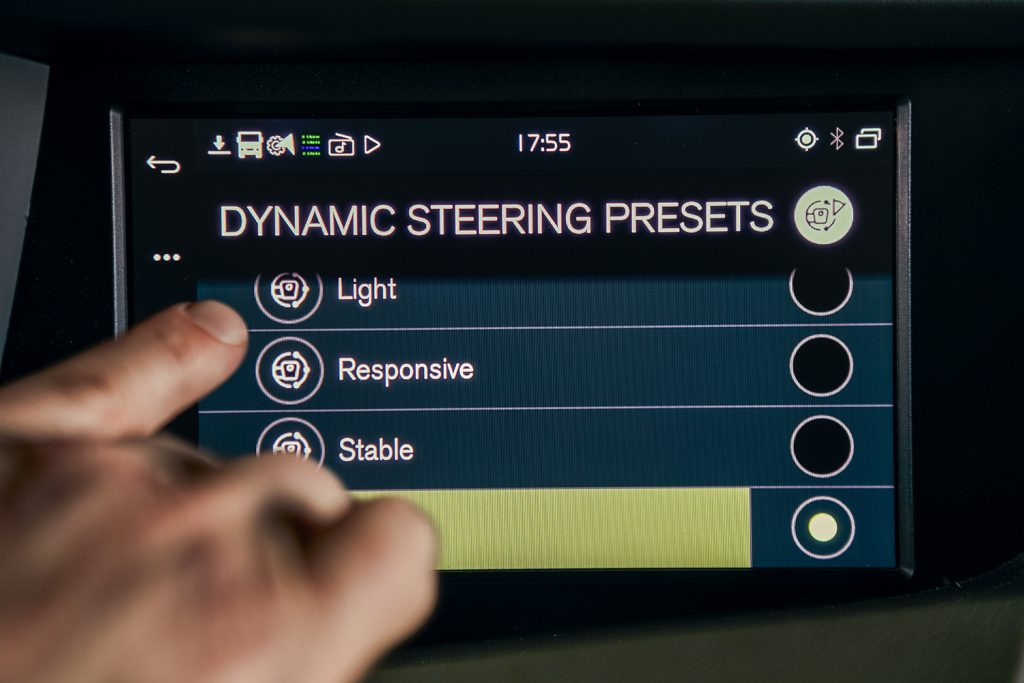 dirección-dinámica-volvo-modos-conducción