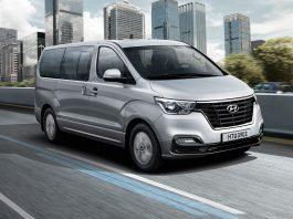 Hyundai presentó la nueva H1