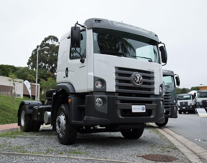 20 Años Volkswagen Camiones y Buses