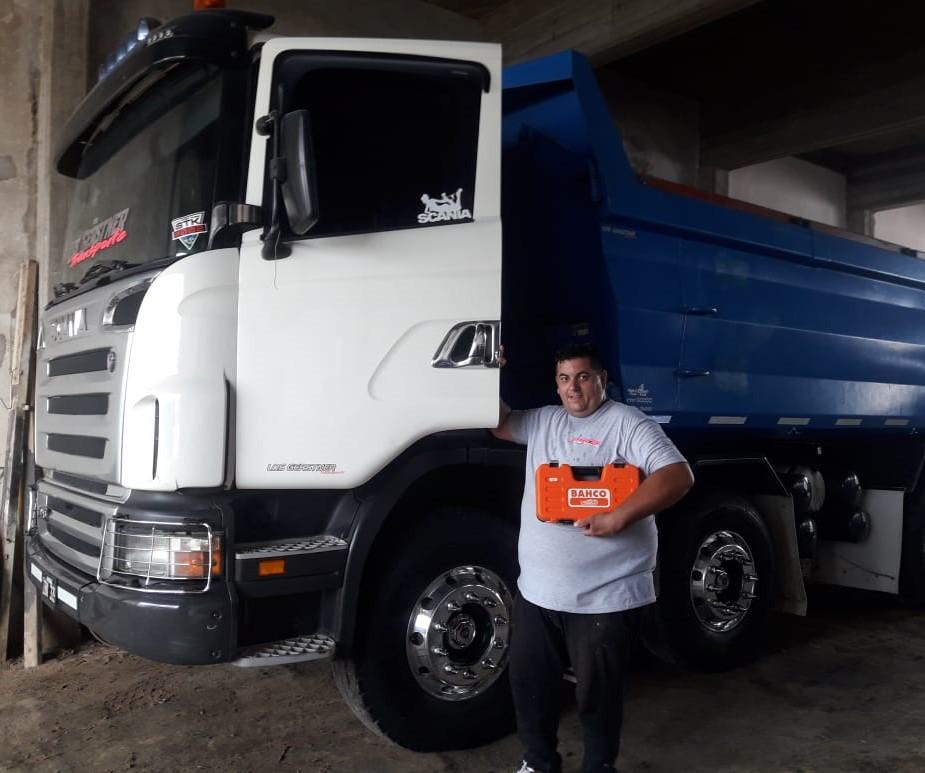 Concurso BAHCO Autotransporte