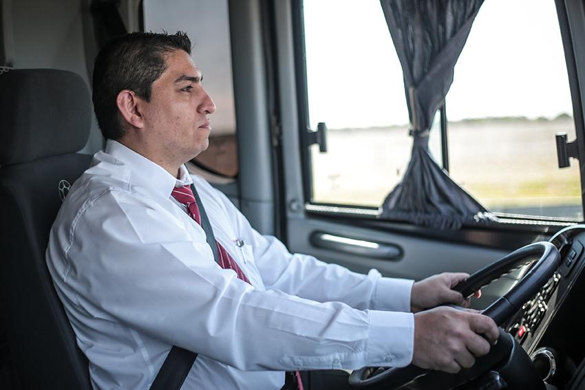 Driver Coaching es un servicio de Scania, que consite en un asesoramiento personalizado para los profesionales del volante