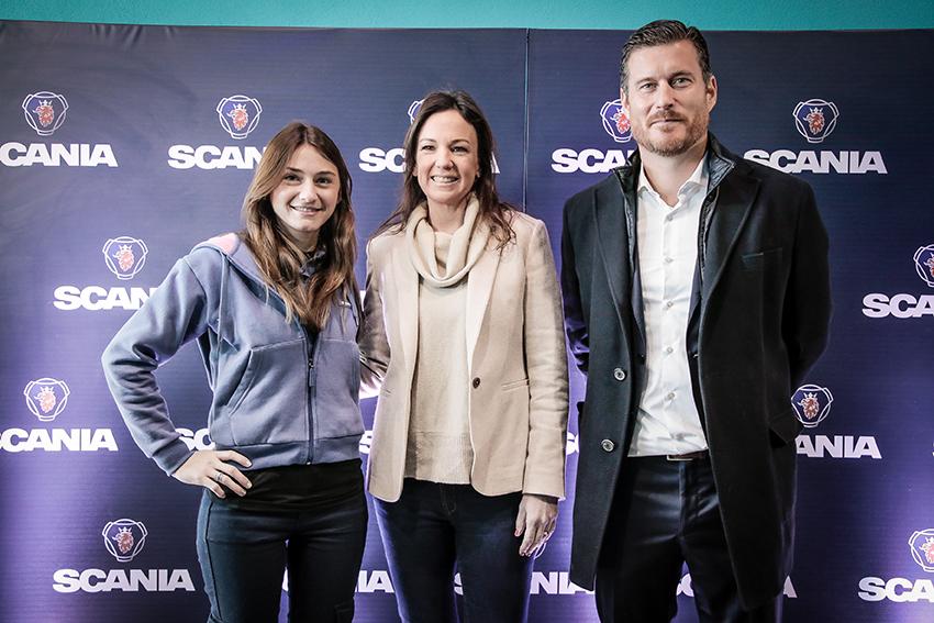 Conductoras-Scania-Argentina