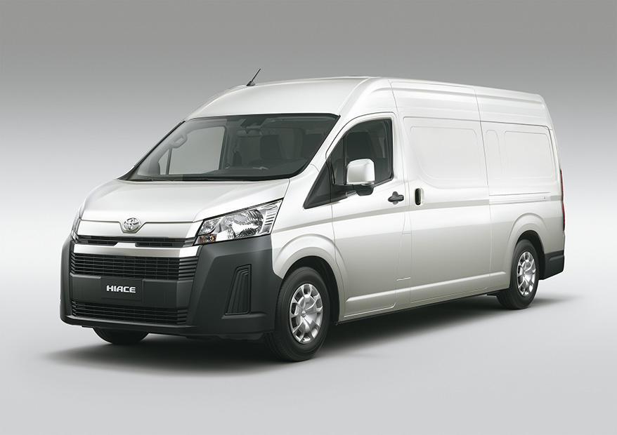 Toyota suma nueva Hizce