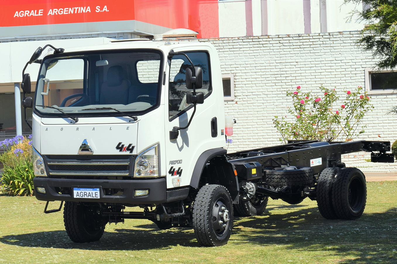 Agrale-Nuevo-Camión-4x4