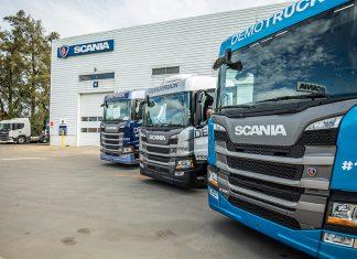 ¿Como probar un Scania?