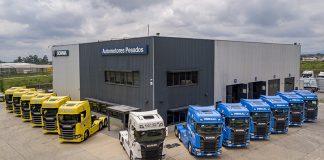TRANSGOL Nueva Generación Scania