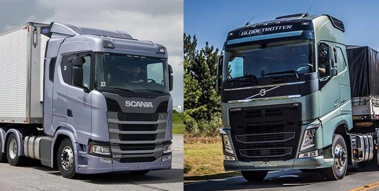 Scania versus Volvo
