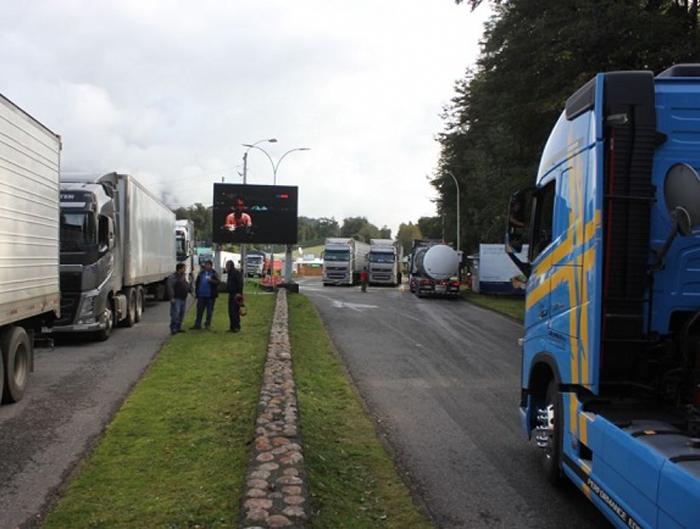 Camioneros acordó con Fadeeac
