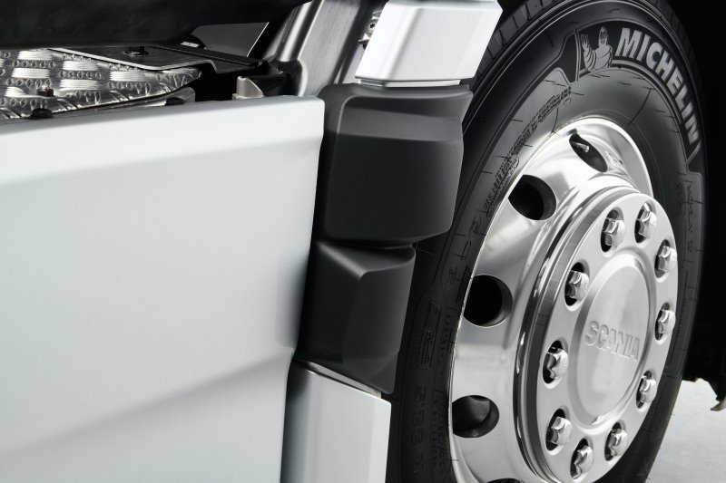 Puntos ciegos la solución de Scania