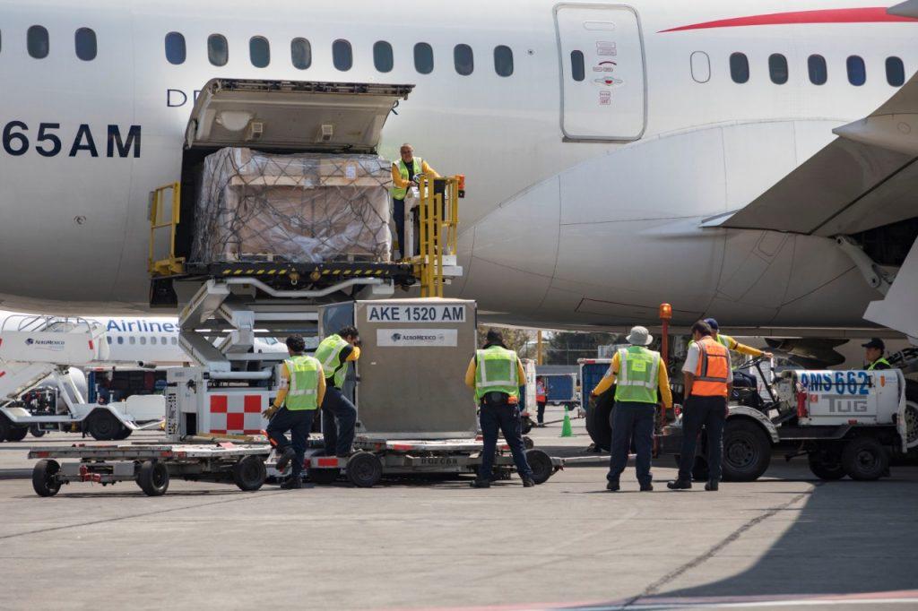 Aeroméxico emergencia sanitaria