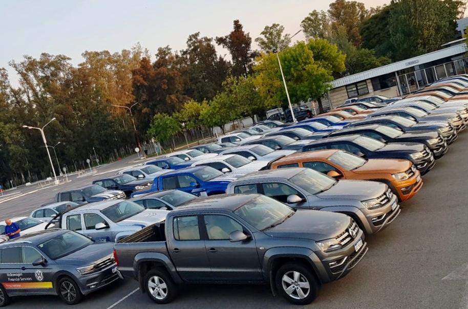 Volkswagen Group Argentina apoya y acompaña a los profesionales de la salud y fuerzas nacionales