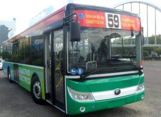 El gobierno nacional propone electromovilidad