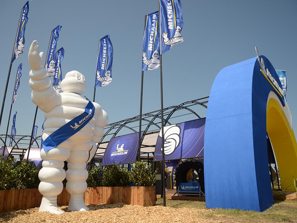 Michelin soluciones para el transporte