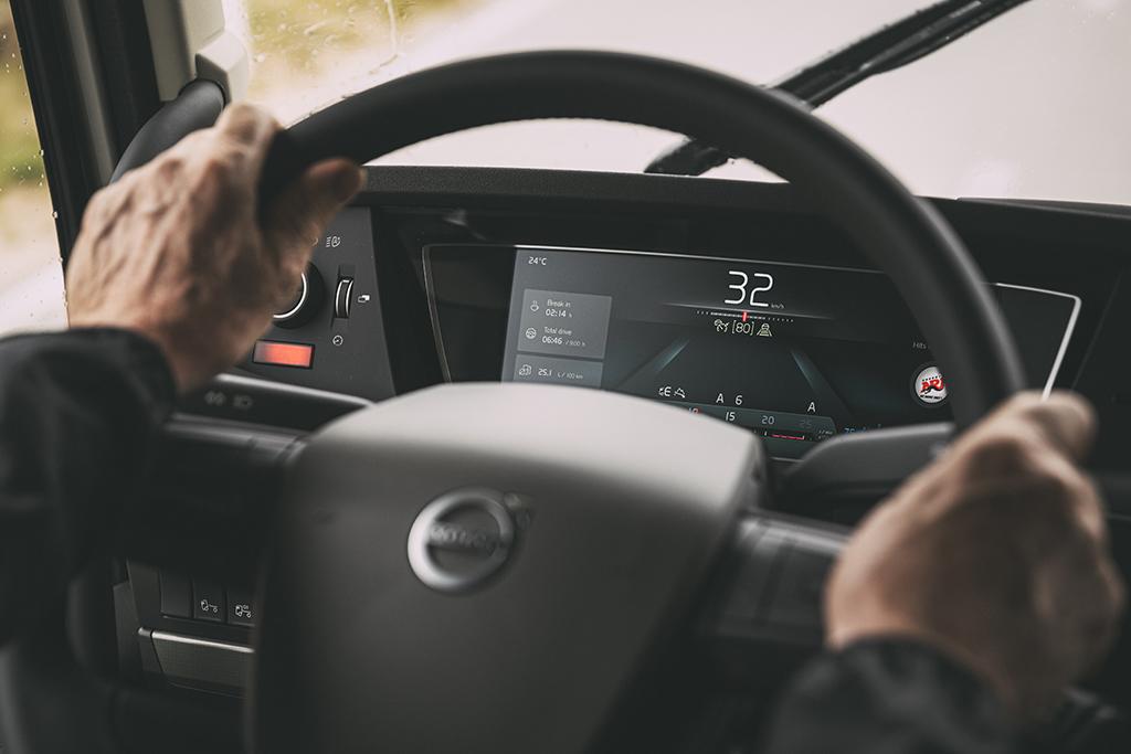 Conductores Nuevo Volvo