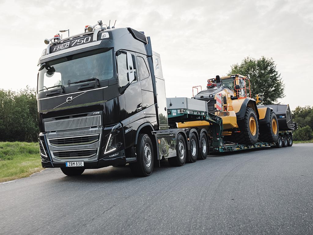 Conductores Nuevos Volvo