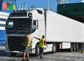 protocolo-trabajadores-transporte-logística-coronavirus