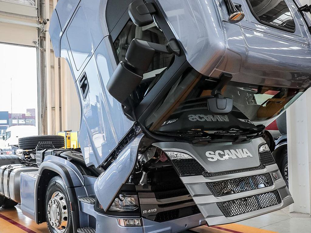 Emergencia sanitaria Servicios Scania