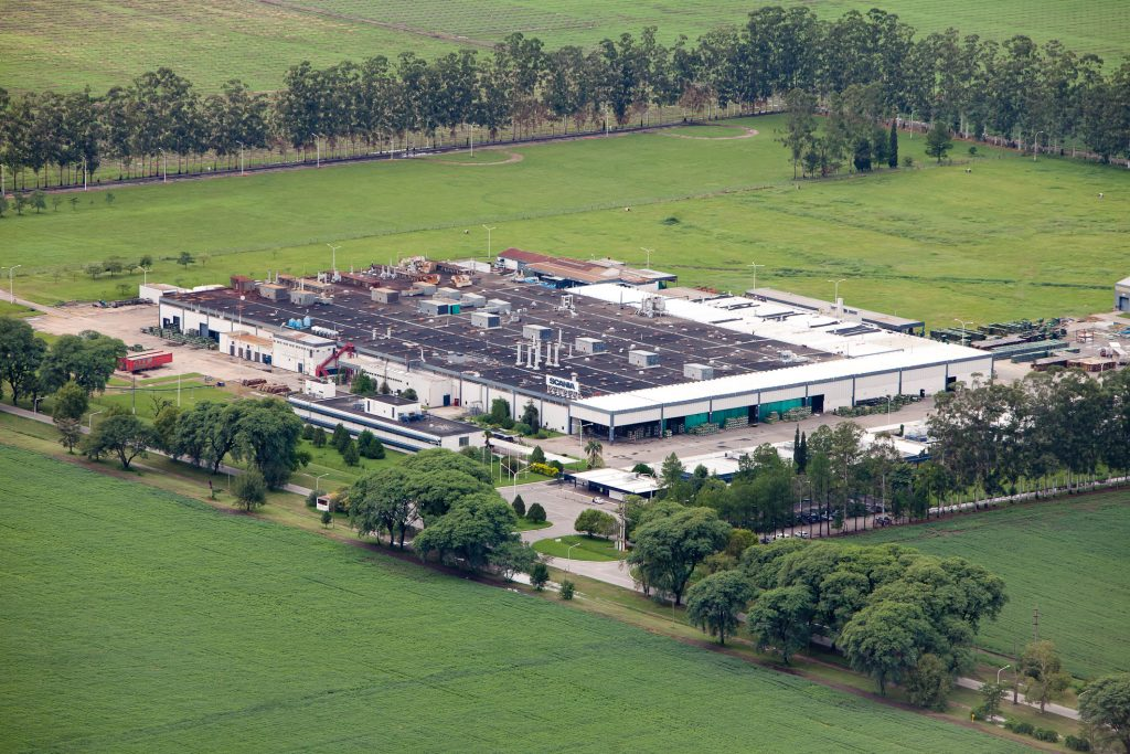 SCANIA vuelve a producir en Tucumán