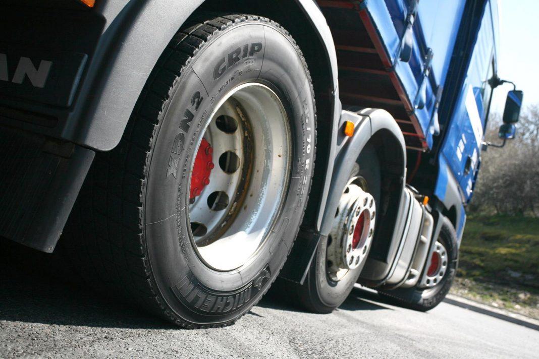 Michelin y Enviro asociados para el reciclado de neumáticos