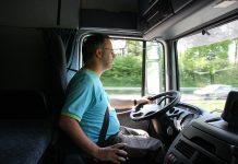Camioneros servicios necesarios esenciales