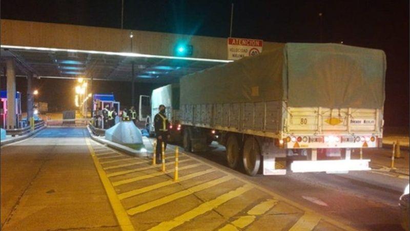 nuevo protocolo para el transporte