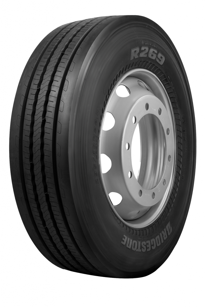 Rendimiento y durabilidad neumáticos Bridgestone