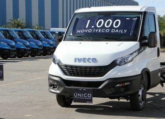 Primeros 1000 Nuevos Iveco Daily