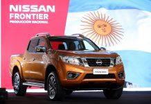 Nissan Frontier producción nacional y exportación